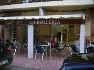 Café Bar La Bollería