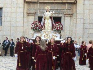 Cofradía Santas Marías, Salomé y Cleofás, y Madre del Amor Hermoso.