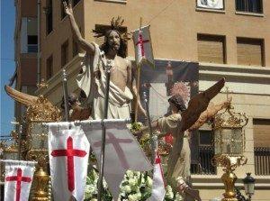 Cofradía del Ecce Homo, la Flagelación y Cristo Resucitado