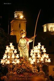 Cofradía de San Juan Evangelista y Ntra. Sra. de la Esperanza Macarena