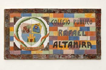 Colegio de educación infantil y primaria Rafael Altamira