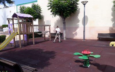 Callosa cierra de manera preventiva todos los parques infantiles a partir del viernes 31 de julio