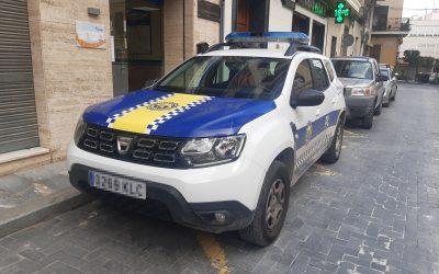 Seguridad pública, Policía Local, Tráfico, Emergencias y Protección Civil