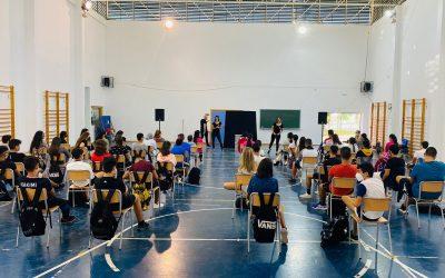 """Actividad Teatro-Foro: """"Con las drogas, no te líes"""""""